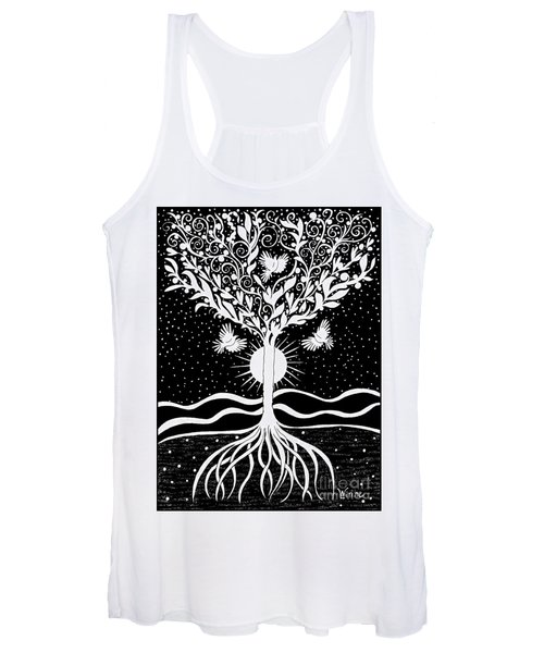 Dove Tree Women's Tank Top