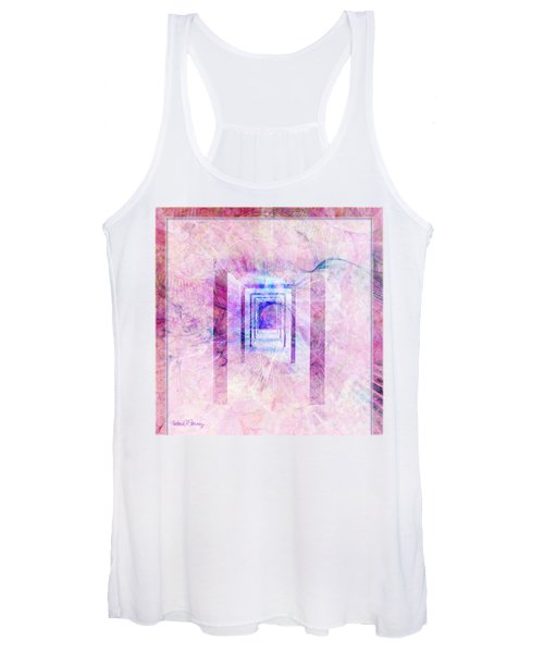 Down The Hall Women's Tank Top
