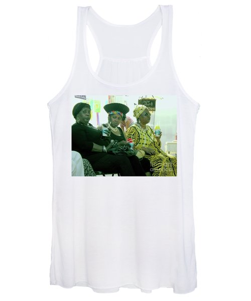 Dressed To The Nines Women's Tank Top