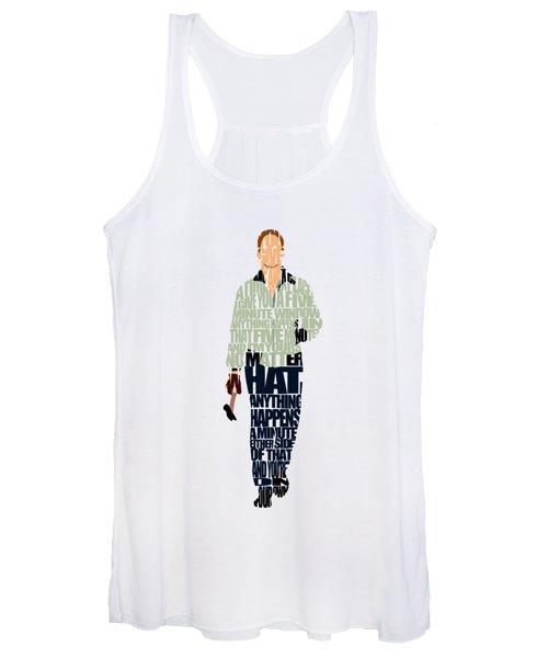Driver - Ryan Gosling Women's Tank Top