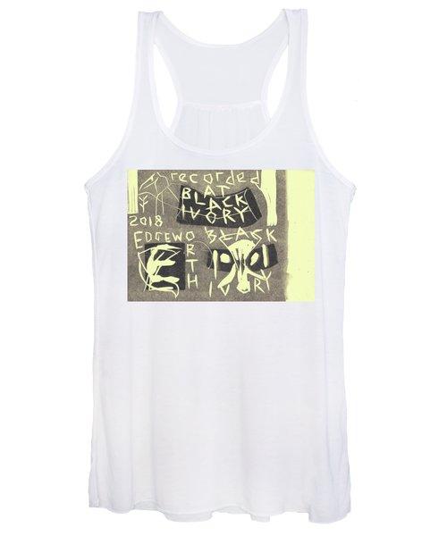 E Cd Grey Women's Tank Top