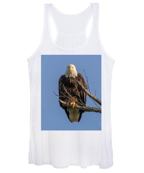 Eagle Stare Women's Tank Top