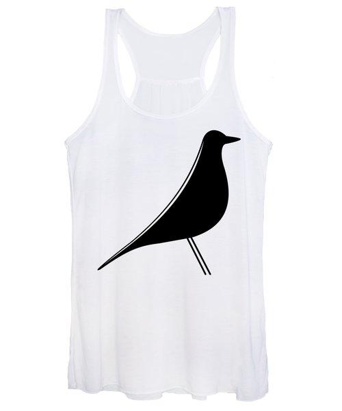 Eames Bird  Women's Tank Top