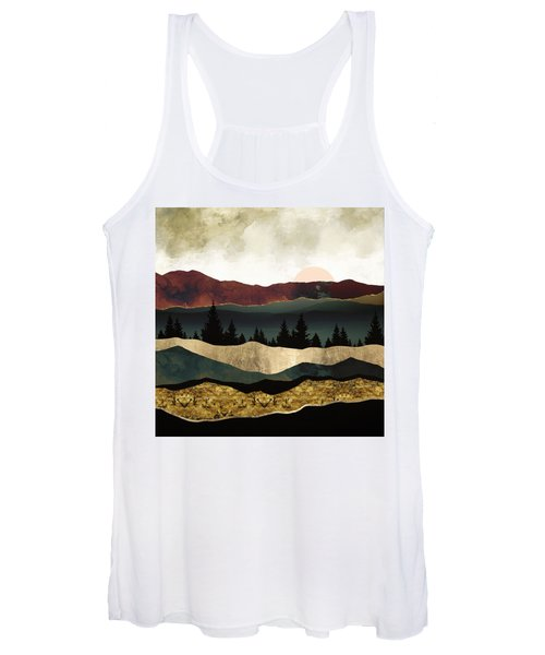 Early Autumn  Women's Tank Top