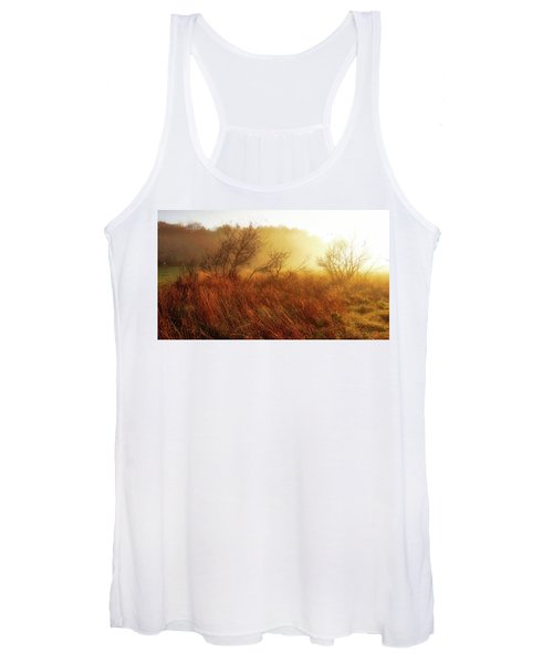 Early Morning Country Women's Tank Top