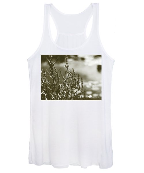 Early Morning Reflections Women's Tank Top