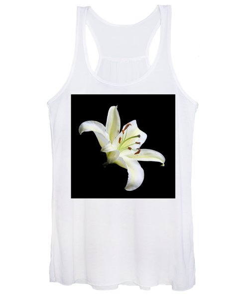 Easter Lily 1 Women's Tank Top