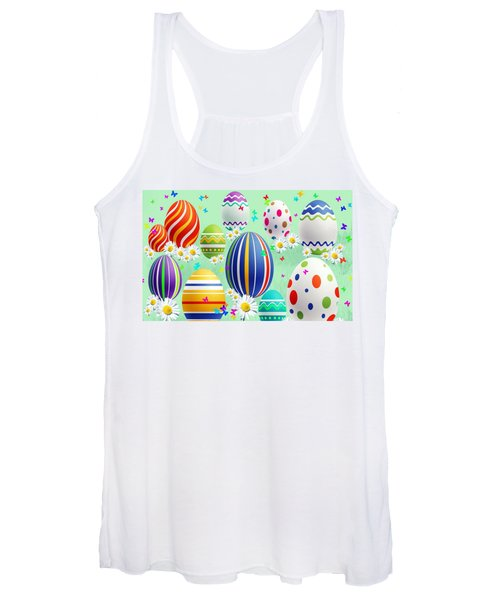 Easter Women's Tank Top