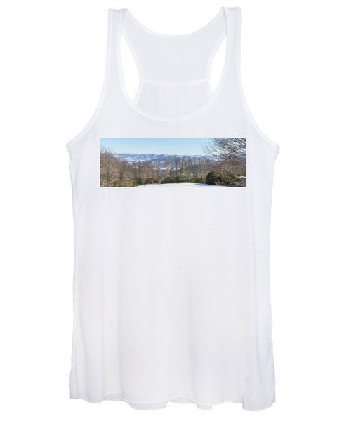 Easterly Winter View Women's Tank Top