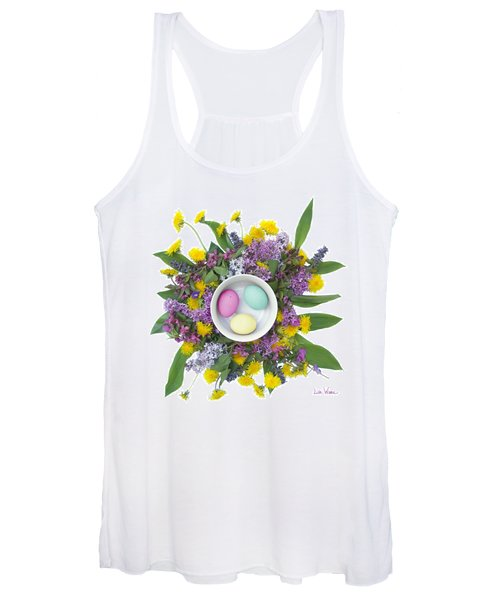 Eggs In A Bowl Women's Tank Top