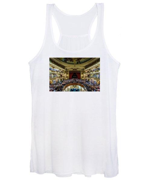 El Ateneo Grand Splendid Women's Tank Top