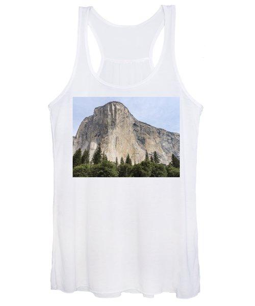 El Capitan Yosemite Valley Yosemite National Park Women's Tank Top