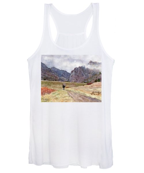 Eldorado Rain Women's Tank Top