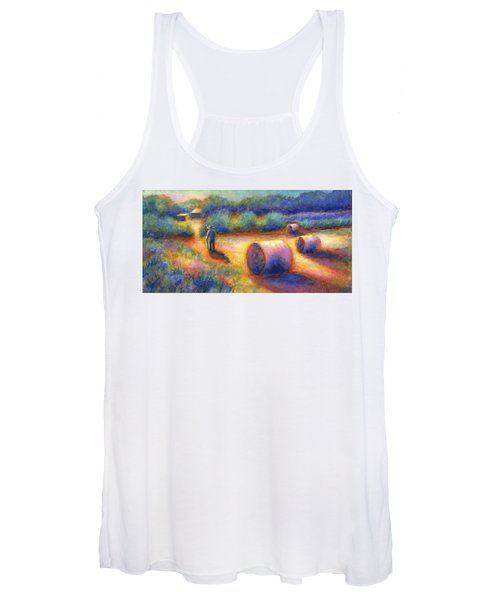 End Of A Well Spent Day Women's Tank Top
