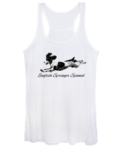 English Springer Spaniel Women's Tank Top