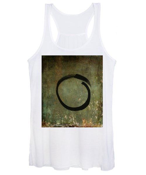 Enso #6 - As Time Goes By Women's Tank Top