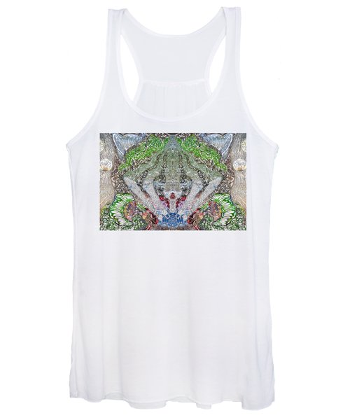 Epic Falls Png Women's Tank Top