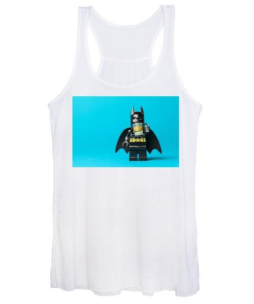 Even Batman Needs A Beer Women's Tank Top