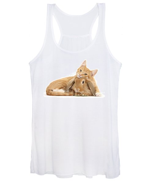 Everybody Needs A Bunny For A Pillow Women's Tank Top