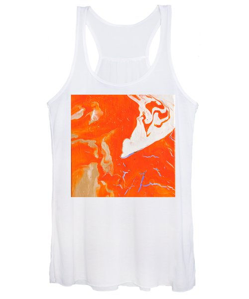 Evidence Of Angels Women's Tank Top