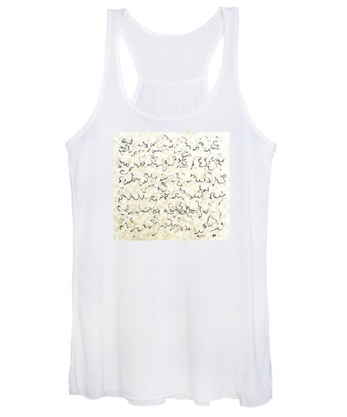 Executive Summary With Notes Women's Tank Top
