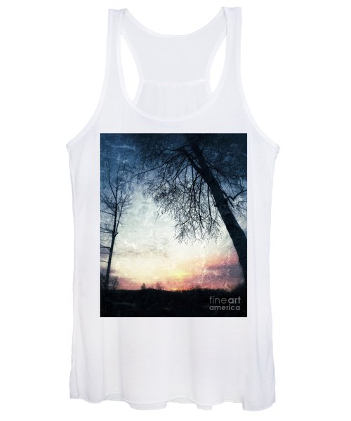 Fading Sunset Women's Tank Top