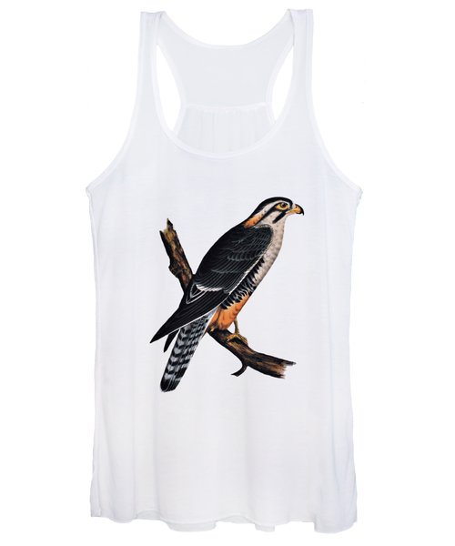 Falcon Aplomado Falcon Women's Tank Top