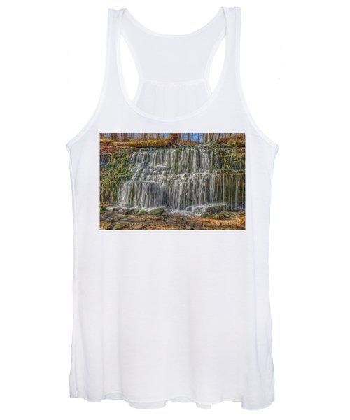 Falling Water Women's Tank Top