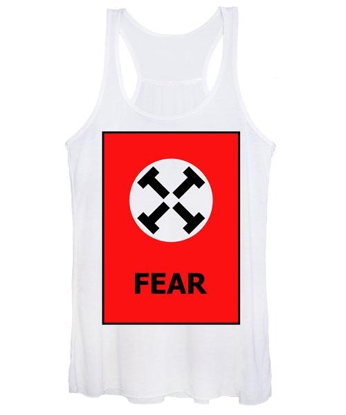 Fear Women's Tank Top