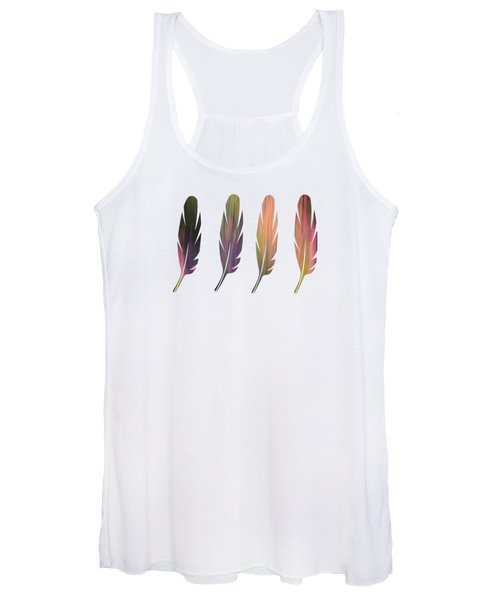 Feathers Four Women's Tank Top