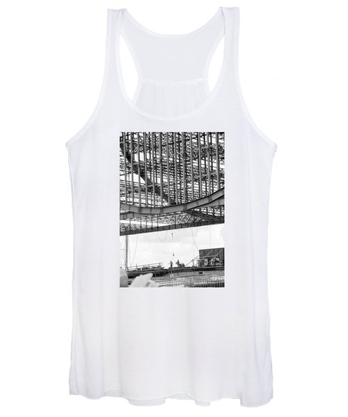 Federal Reserve Construction Women's Tank Top