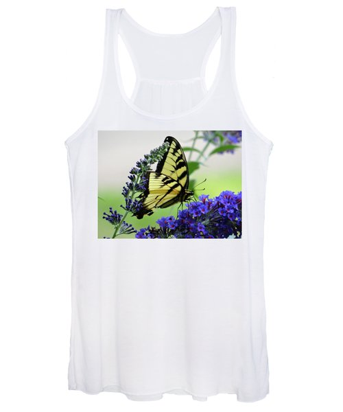 Feeding From A Nectar Plant Women's Tank Top