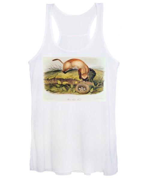 Ferret Women's Tank Top