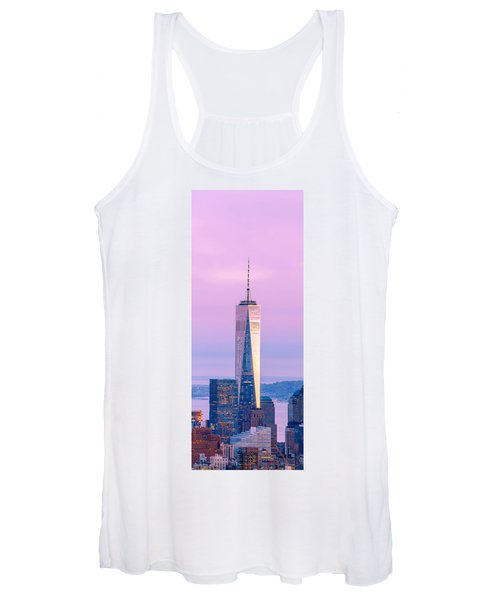 Finance Romance Women's Tank Top