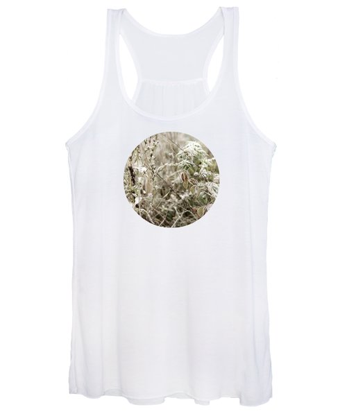 First Frost Women's Tank Top