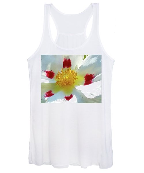 Floral Impressions Women's Tank Top