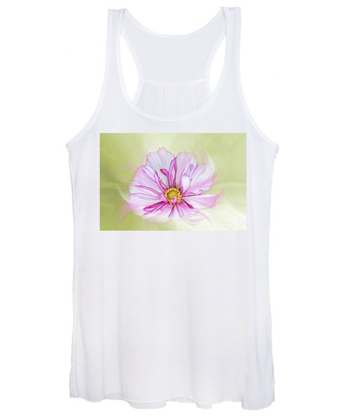 Floral Wonder Women's Tank Top