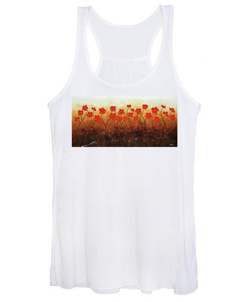 Flores De Mi Jardin Women's Tank Top