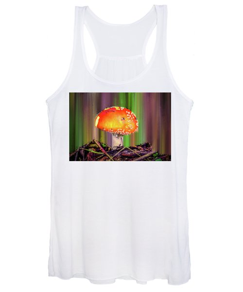 Fly Agaric #g7 Women's Tank Top