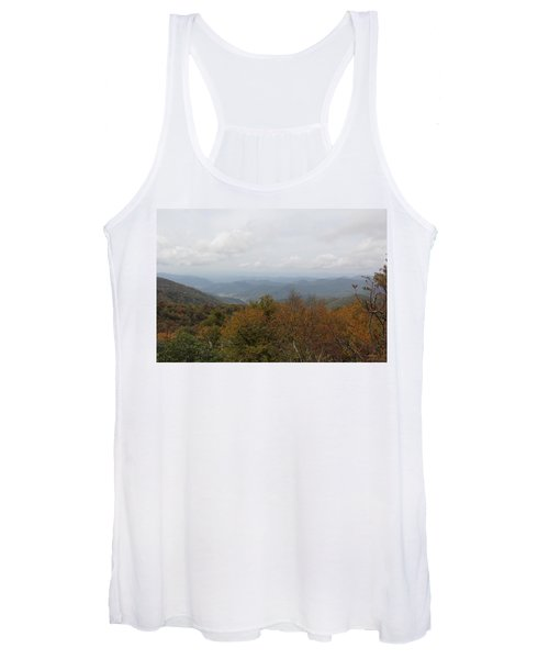 Forest Landscape View Women's Tank Top