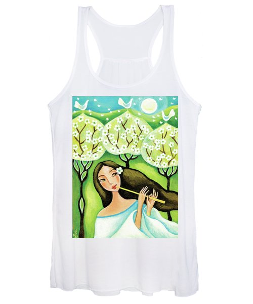 Forest Melody Women's Tank Top
