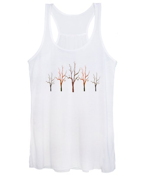 Forest Of Five Women's Tank Top