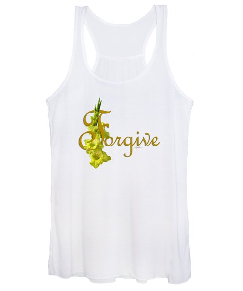 Forgive Women's Tank Top