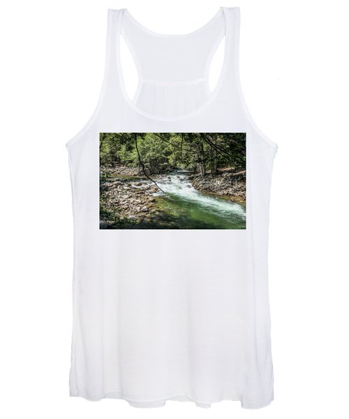 Fork In The Road- Women's Tank Top
