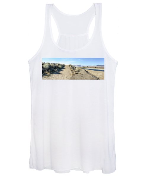 Fork In The Road Women's Tank Top