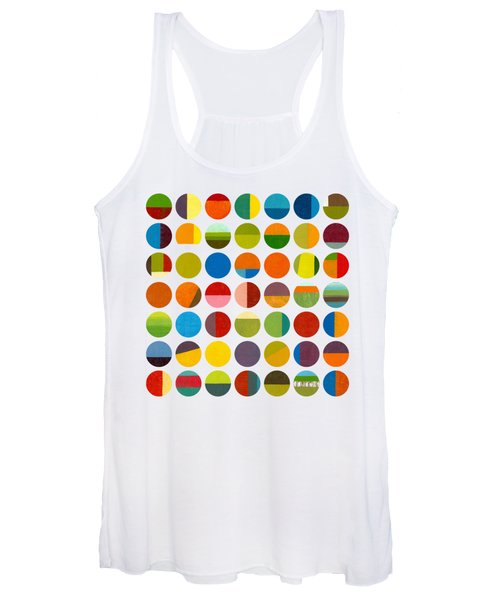 Forty Nine Circles Women's Tank Top