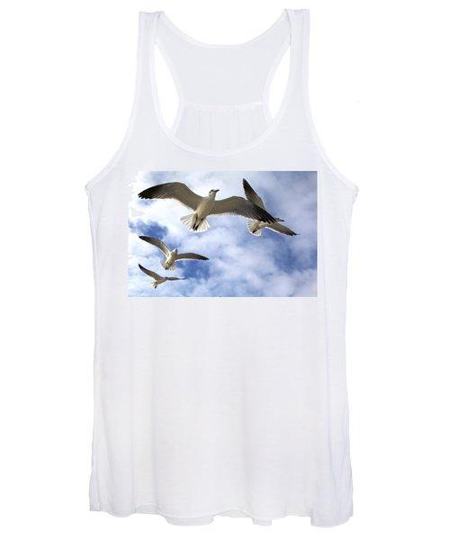 Four Gulls Women's Tank Top