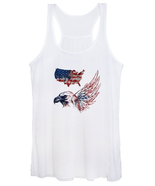 Fourth Of July Women's Tank Top