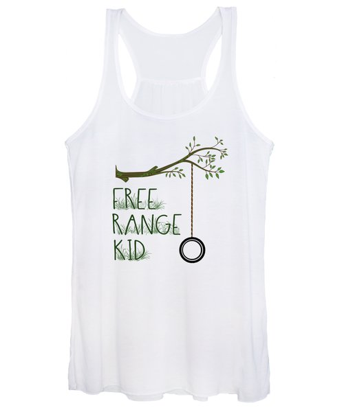 Free Range Kid Women's Tank Top