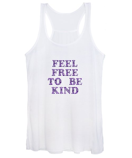Free To Be Kind Women's Tank Top